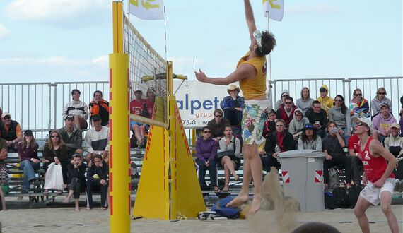 Beachvolleyball Camp Riccione (Adria)