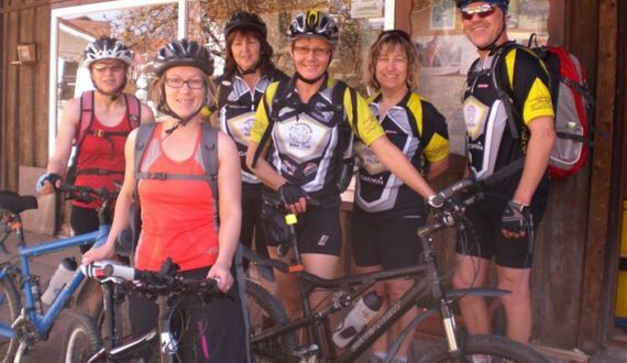 Fitnessgruppe Bike Club Spring Tour